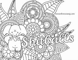 Coloring Pages Coloring Pages Printable Adults New Free Swear Word