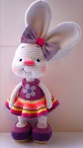 Free Crochet Bunny Pattern Inspiration Bunny Crochet Free Pattern You Will Love This Collection Pattern