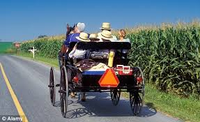 the amish subculture how do they use power tools