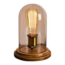 vintage desk lamp. Exellent Vintage Surpars House Vintage Desk Lamp Glass Shade Table Edison Bulb Included On T