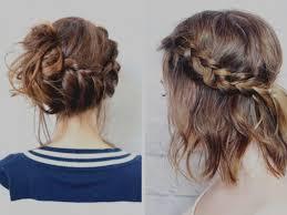 Popular Modele Coiffure Mariage Cheveux Mi Long Glodakk