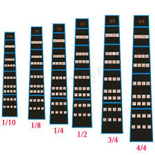Violin Note Chart Details About Violin Scale Fingerboard Note Guide Stickers Fingering Chart For 4 4 3 4 1 2