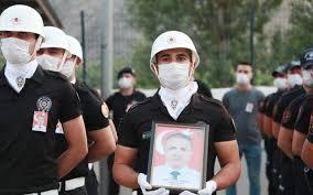 Şehit Emniyet Müdür Yardımcısı'nın cenazesi İstanbul'da - Son Kalem Haber