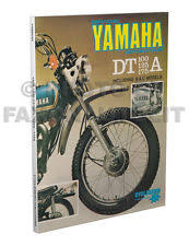 yamaha dt manual 1974 1975 1976 yamaha dt enduro shop manual dt100 dt125 dt175 cycleserv repair