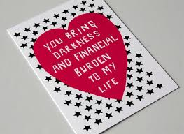 10 Funny Valentines Day Cards For Unconventional Couples