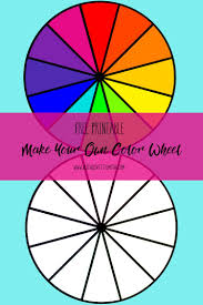 Check out our color wheel printable selection for the very best in unique or custom, handmade pieces from our digital prints shops. Free Printable Color Wheel Learn Color Theory Color Wheel Color Theory Learning Colors