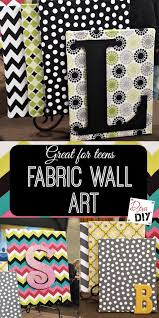 Small Picture Best 25 Fabric wall decor ideas on Pinterest Scrapbook paper