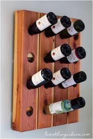 Seemly Display Your Fine Wines On Se Diy Wine Racks Your Fine Wines On Se  Diy