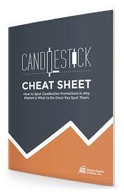 free candlesticks cheat sheet ebook