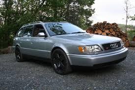 1995 Audi S6 Photos, Specs, News - Radka Car`s Blog