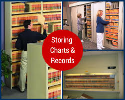 Medical Chart Shelves Medical Tag File Cabinet Shelving Systems For Patient Charts