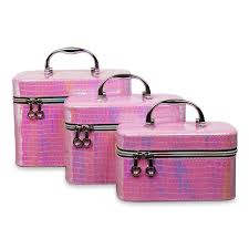 nfi essentials 3 piece vanity box