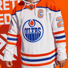 The most common oilers shirt material is stretched canvas. Poll Oilers Unveil Reverse Retro Jersey The Copper Blue
