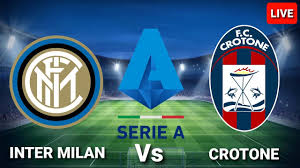 🔴 Inter Milan vs Crotone Live Stream SERIE A Match HD Gameplay - YouTube