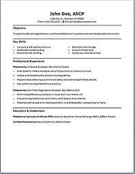 Sweet Ideas Phlebotomist Resume Examples 15 Phlebotomy Cover