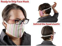 face masks for hearing aid users