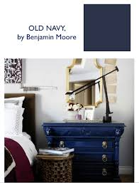 best navy blue paint colorBest navy blue paint inspired by Robert Pattinson  Emily Henderson