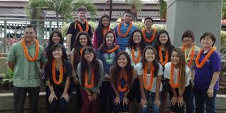 hawaii united okinawa association 2014 hosep students