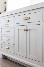 Cabinet Pull Knobs Top Hardware Styles To Pair With Your Shaker Cabinets