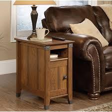 Living Room Furniture Tables Reddish Brown Wood Accent Tables Living Room Furniture