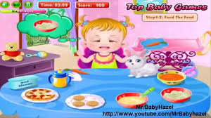 Baby Hazel In Kitchen Game For Little Babies level 4 - YouTube