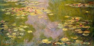 top 10 most famous paintings of all time water lilies