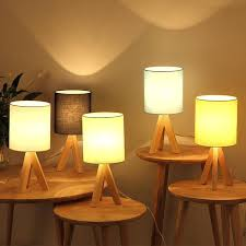 children table lamps modern style wood children table lamp study room desk light bed room table