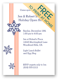 Printable Holiday Party Invitations Free Beautiful Free Printable Christmas Party Invitations