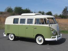 Camper Cars 1967 Volkswagen Westfalia A Family Camper Houston Chronicle