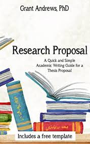 Research Proposal: Academic Writing Guide For Graduate Students ...
