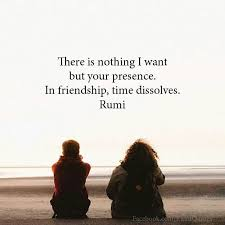 Friendship RUMI Others Pinterest Rumi Quotes Rumi Gorgeous Rumi The Force Of Friendship