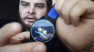 DICEKOO <b>V9 Bluetooth</b> Touchscreen <b>Smartwatch</b> Review - YouTube