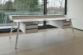 minimalist office furniture. Office Desk L Is A Minimalist Design Created By France-based Designer A+A Furniture