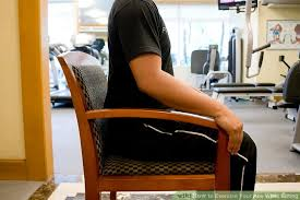 9 exercises you can do while sitting down prevention