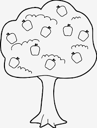 apple tree coloring page. Perfect Coloring Apple Tree Coloring Page Easy And Fun Preschool Pages  Inspirational Printable With R