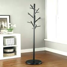 Tree Branch Coat Rack Classy Tree Branch Coat Hanger Coat Tree Rack With Regard To Brilliant