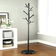Coat Rack Tree Stand Interesting Tree Branch Coat Hanger Coat Tree Rack With Regard To Brilliant