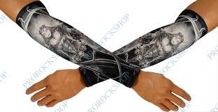 Návleky Na Ruce Tetování Gothic Princess Prorockshop