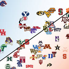 2016 Nascar Team Chart This Chart Shows Which College Football Teams Have The Most