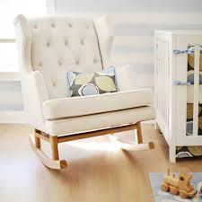 cozy nurseryworks sleepytime rocker — modern home interiors