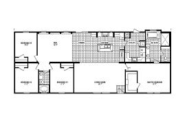 16 80 mobile home floor plans unique 1 bedroom mobile homes floor plans 18 foot
