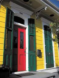 Resurgence Of Indoor And Outdoor Shutters New Orleans Home And - Exterior doors new orleans