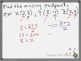 Endpoint Formula Missing Endpoint Formula Free Images At Clker Com Vector