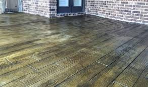 Concrete Patio Cost Types Of Concrete Patios How Much Does A