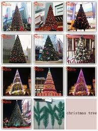 6meter Metal Frame Artificial Giant Christmas Tree Ornament ...