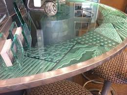 matrix edge counter top