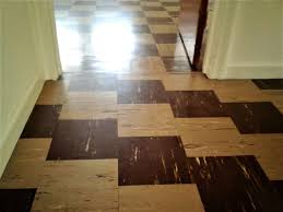 old vinyl asbestos tile flooring