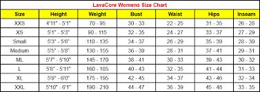 Demo Model Lavacore Womens Long Sleeved Shirt Demo Model