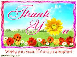 Free E Cards Thank You Thank You Free Thank You Ecards Greeting Cards 123