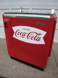 Vintage Coke Vending Machines For Sale Extraordinary Coke machine restoration CocaCola Machine restoration Vintage